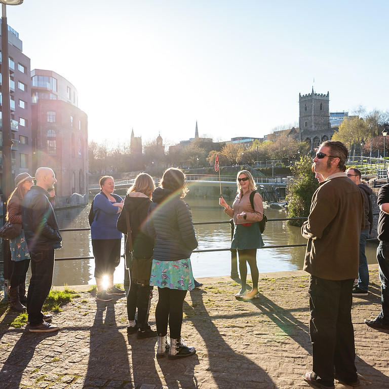 £25 - Discover Bristol (guided tour - small group)