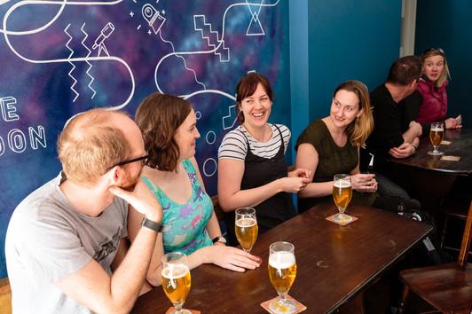 Beer tasting experience Bristol