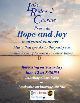 Hope and Joy
