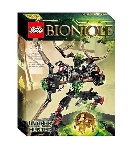 Коробка KSZ Bionicle Охотник Умарак   71310   IQREPLICA