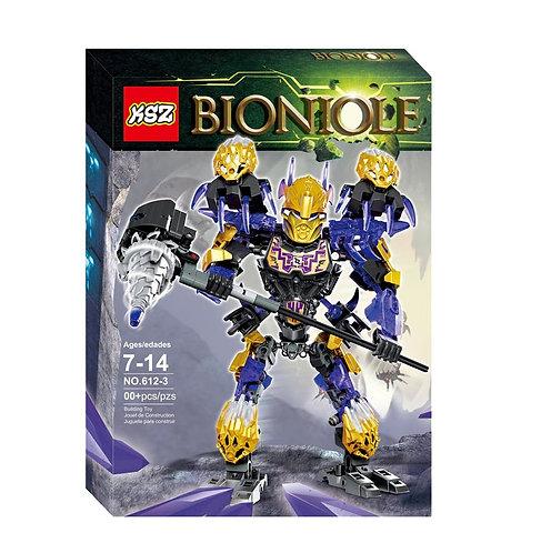 Коробка KSZ Bionicle Онуа и Терак - Объединение Земли   IQREPLICA