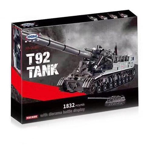 Конструктор XINGBAO MOC Танк Т92