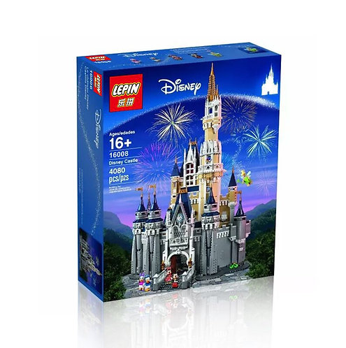 Коробка аналог Lego Сказочный замок Disney | 71040 | LEGOREPLICA