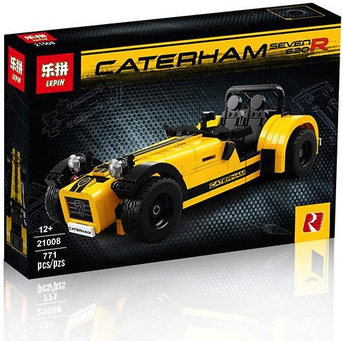 Коробка аналог Lego Ideas Катерхэм 7 620R | 21307 | LEGOREPLICA