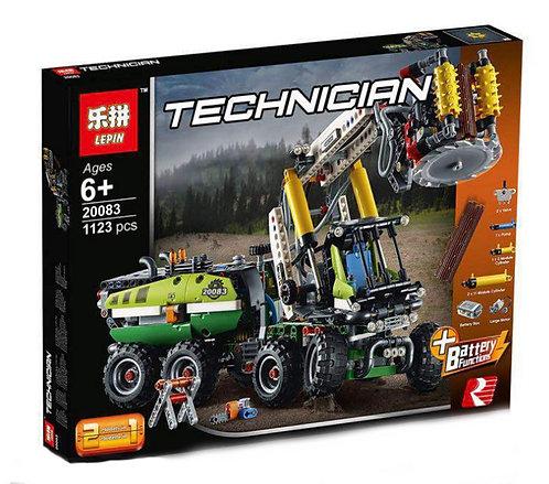 Конструктор LEPIN Лесозаготовительная машина | 42080