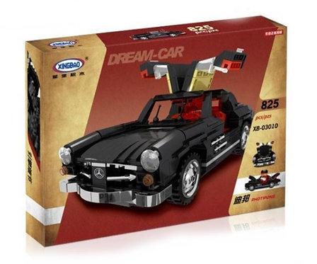 Коробка XINGBAO MOC Mercedes SLS | IQREPLICA