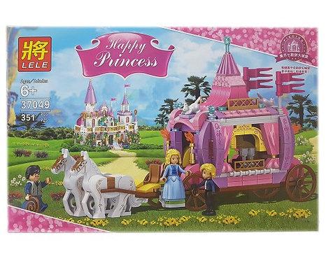 Коробка LELE Карета Золушки и Принца | IQREPLICA