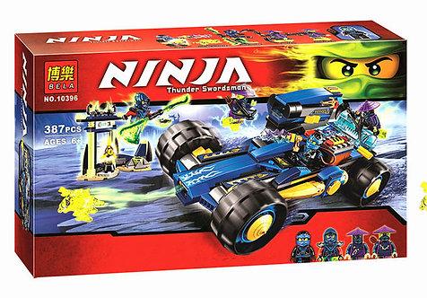 Коробка аналог Lego Ninjago Шагоход Джея | 70731 | LEGOREPLICA
