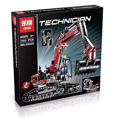 Коробка LEPIN Technic Экскаватор | 8294 | IQREPLICA