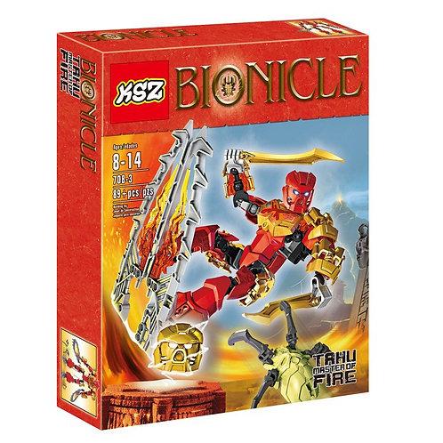 Коробка KSZ Bionicle Таху - Повелитель Огня | 70787 | IQREPLICA