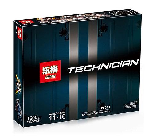 Коробка аналог Lego Technic Монстр Трак 4x4 Crawler | 41999 | LEGOREPLICA