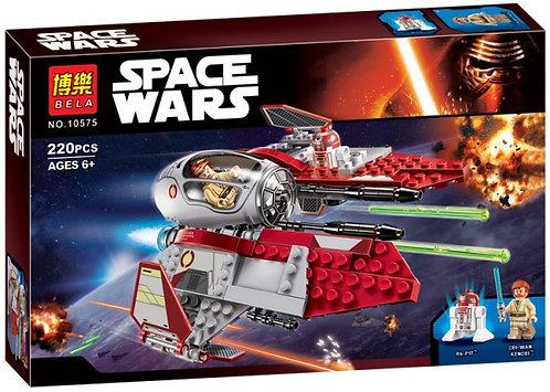 Коробка BELA Star Wars Перехватчик джедаев Оби-Ван Кеноби | 75135 | IQREPLICA