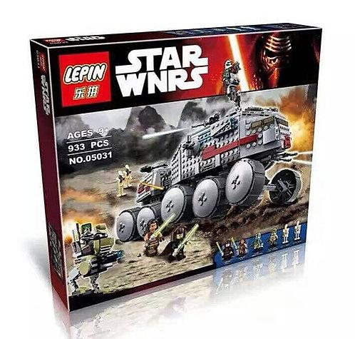 Коробка аналог Lego Star Wars Турботанк Клонов | 75151 | LEGOREPLICA