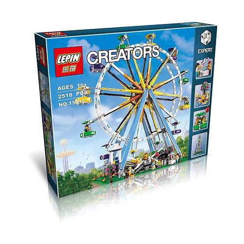 Коробка аналог Lego Creator Колесо обозрения Феррис | 10247 | LEGOREPLICA