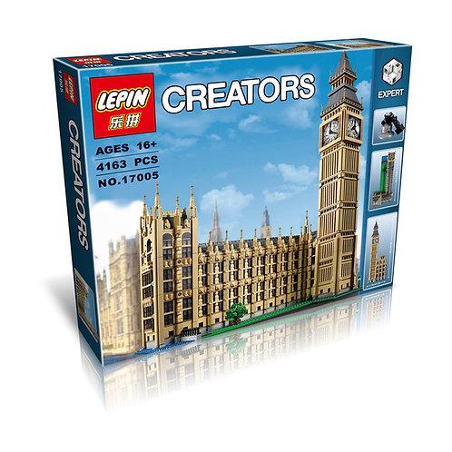 Коробка аналог Lego Creator Биг Бен | 10253 | LEGOREPLICA