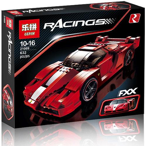 Коробка аналог Lego Racers Феррари FXX 1:17 | 8156 | LEGOREPLICA