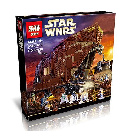 Коробка аналог Lego Star Wars Песчаный Краулер | 75059 | LEGOREPLICA