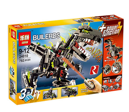 Коробка аналог Lego Creator Гигантский динозавр | 4958 | LEGOREPLICA