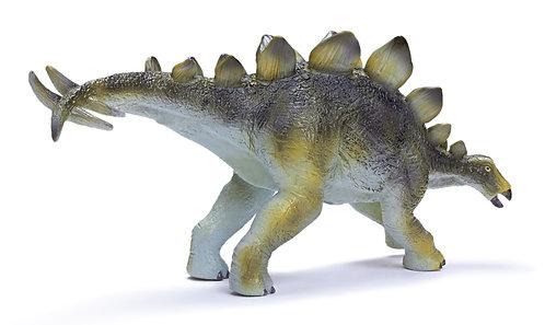 Фигурка динозавра Стегозавр (темный) | 24.5см