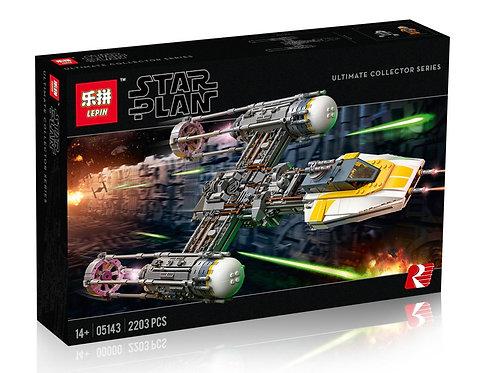 Конструктор LEPIN Звёздный истребитель типа Y (UCS) | 75181