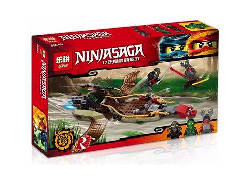 Коробка LEPIN Ninjago Тень судьбы | 70623 | IQREPLICA
