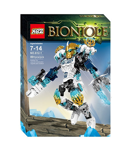 Коробка KSZ Bionicle Копака и Мелум - Объединение Льда | 71311 | IQREPLICA