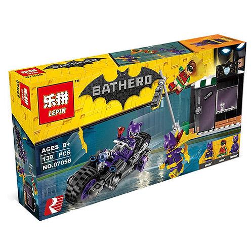 Коробка аналог Lego Batman Movie Погоня за Женщиной-кошкой | 70902 | LEGOREPLICA