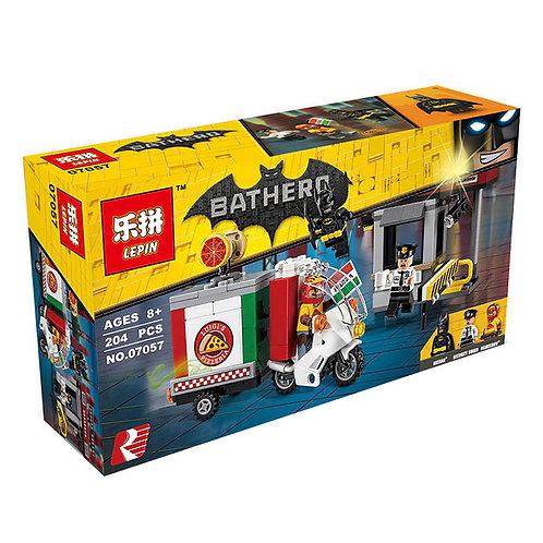 Коробка аналог Lego Batman Специальная Доставка от Пугала | 70910 | LEGOREPLICA