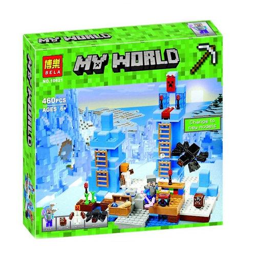 Коробка BELA Ледяные шипы | 21131 | IQREPLICA