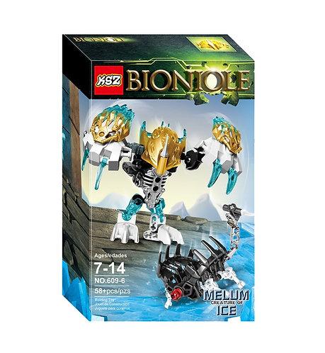 Коробка KSZ Bionicle Мелум - Тотемное животное Льда | IQREPLICA