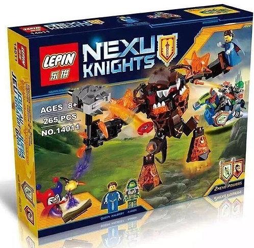 Коробка LEPIN Nexo Knights Инфернокс и захват королевы | 70325 | IQREPLICA