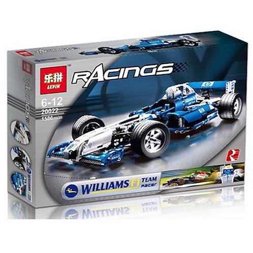 Коробка LEPIN Williams F1 Racer | 8461 | IQREPLICA