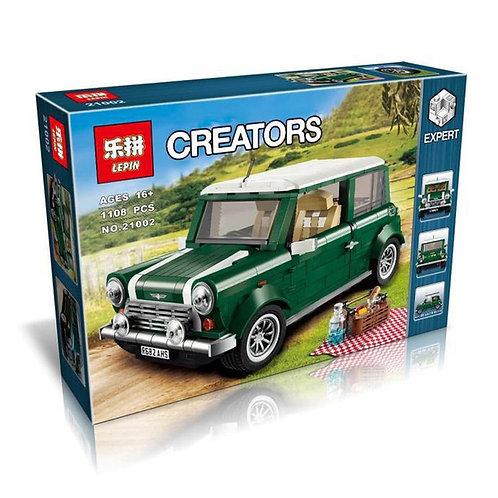 Коробка аналог Lego Creator Автомобиль MINI Cooper | 10242 | LEGOREPLICA