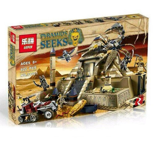Коробка LEPIN Пирамида Фараона | 7327 | IQREPLICA