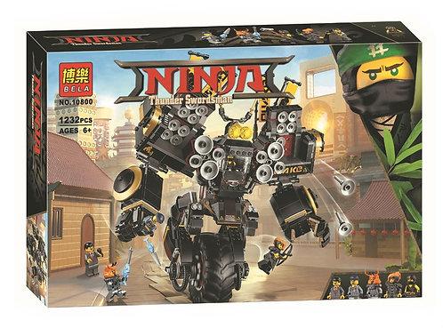 Конструктор BELA Робот землетрясений   70632
