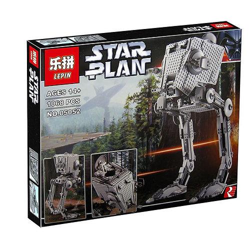 Коробка аналог Lego Star Wars Имперский AT-ST Ultimate Collector's   10174   LEGOREPLICA