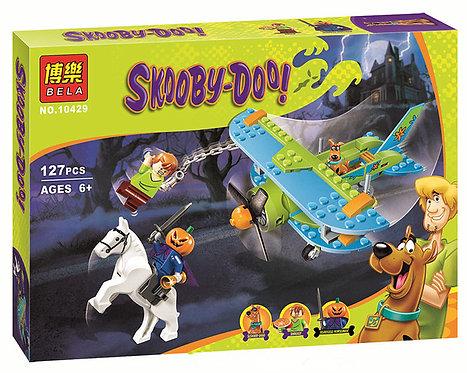 Коробка BELA Scooby Doo Таинственные приключения на самолёте | 75901 | IQREPLICA