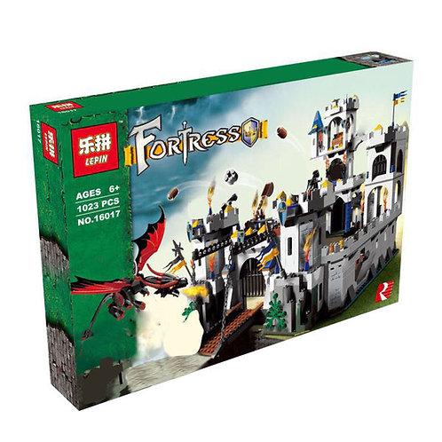 Коробка аналог Lego Castle Series Осада Королевского Замка | 7094 | LEGOREPLICA