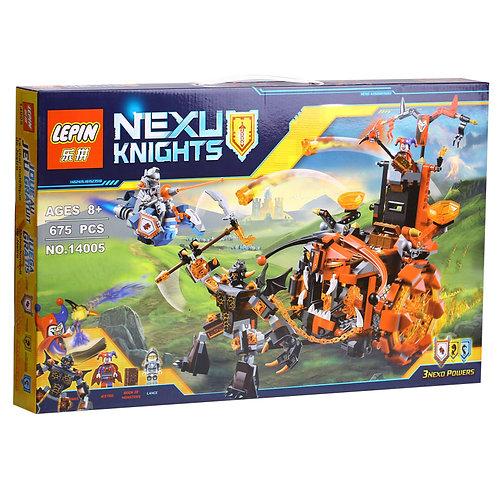 Коробка LEPIN Nexo Knights Джестро-мобиль | 70316 | IQREPLICA