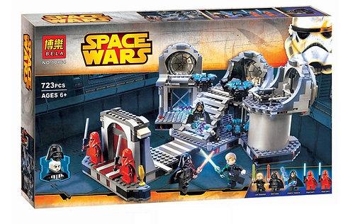 Коробка аналог Lego Star Wars Звезда Смерти - Последняя схватка   75093   LEGOREPLICA