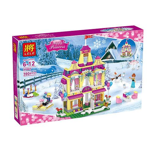 Коробка LELE Disney Сверкающий замок принцессы Анны | IQREPLICA