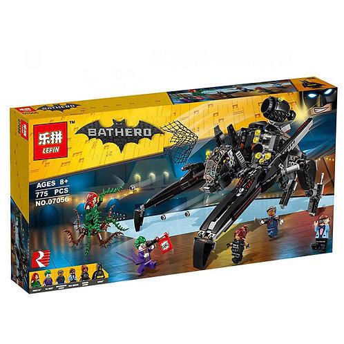 Коробка аналог Lego Batman Скатлер «Птерозавр» Бэтмана   70908   LEGOREPLICA