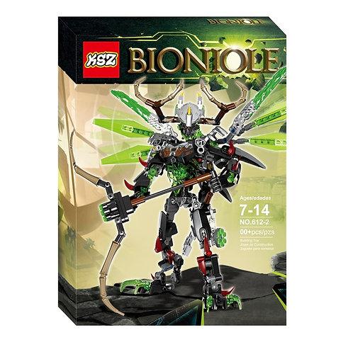 Коробка KSZ Bionicle Умарак и Уксар - Объединение Джунглей    IQREPLICA