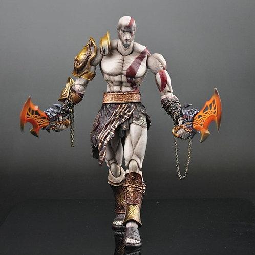 Фигурка Кратос Variant God of War Kratos   IQREPLICA