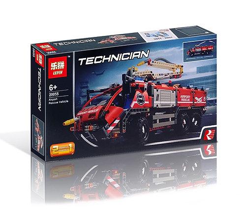 Коробка LEPIN Автомобиль спасательной службы | 42068 | IQREPLICA
