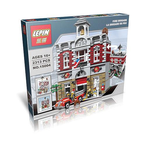 Коробка аналог Lego Creator Пожарная Станция | 10197 | LEGOREPLICA
