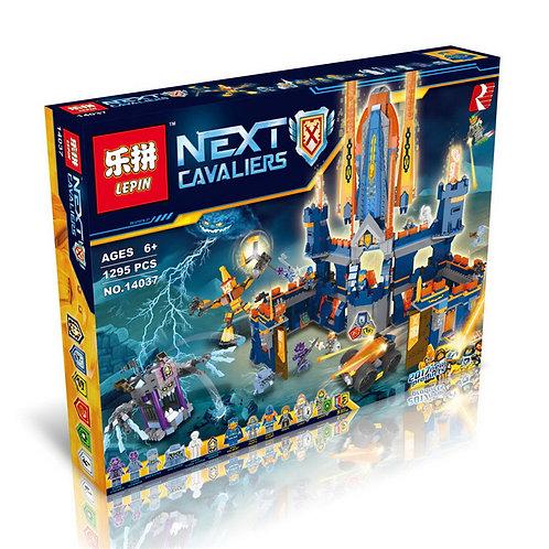 Коробка аналог Lego Nexo Knights Королевский замок Найтон | 70357 | LEGOREPLICA