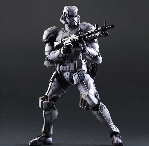 Фигурка Имперский Штурмовик Imperial Stormtrooper | IQREPLICA