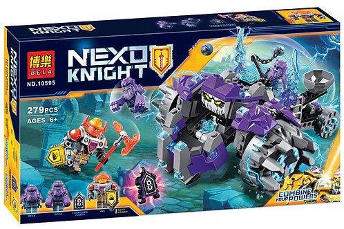 Коробка аналог Lego Nexo Knights Три брата | 70350 | LEGOREPLICA