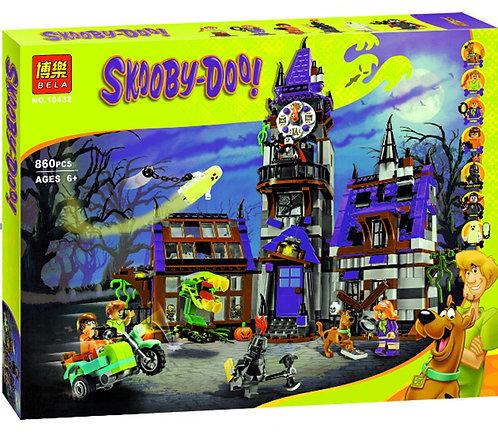 Коробка BELA Scooby Doo Таинственный особняк | 75904 | IQREPLICA